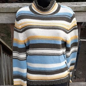 Calvin Klien Retro wool sweater Size L
